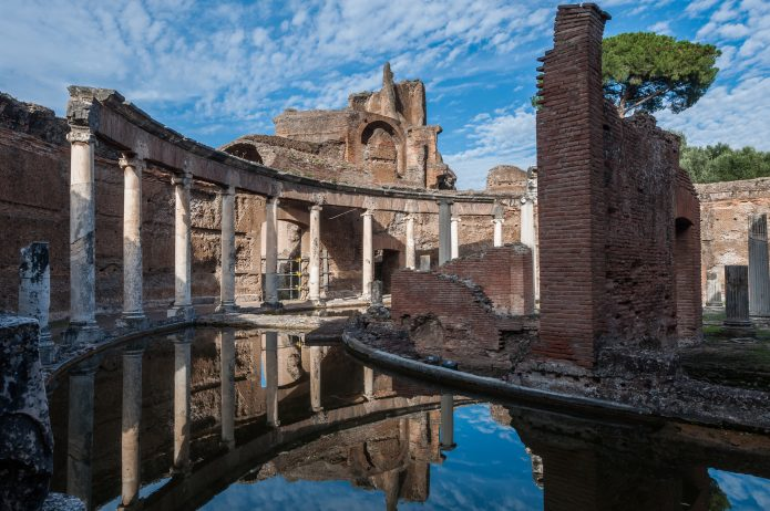 trip outside of Rome: Villa Adriana