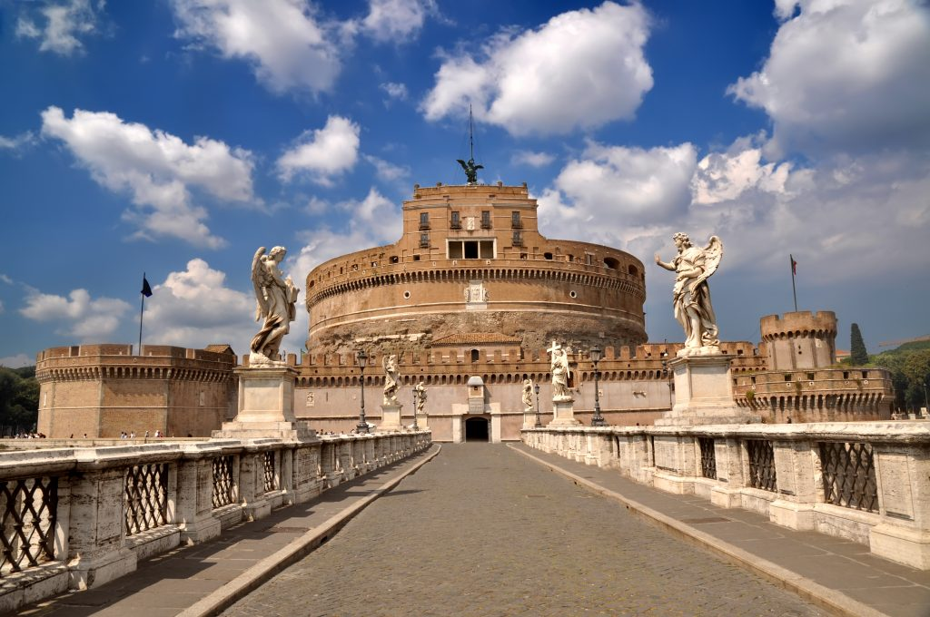 Visit Rome in 3 days: Castel Sant'Angelo