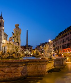 PIAZZA NAVONA AND THE SQUARES OF THE HISTORIC CENTER – WALKING ITINERARY