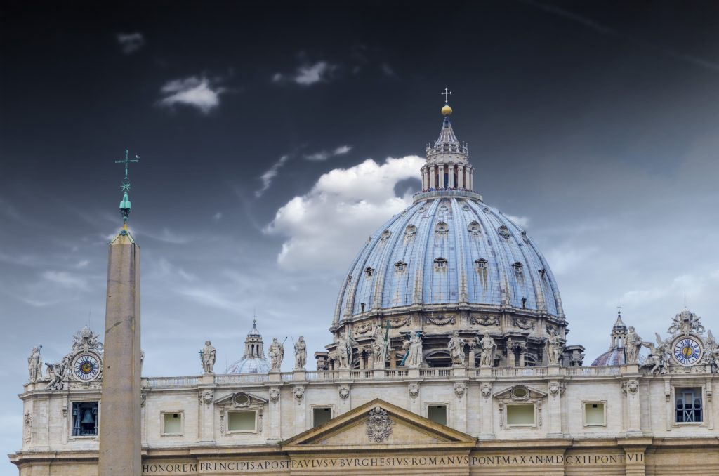 Visit The St. Peter's Basilica in Rome