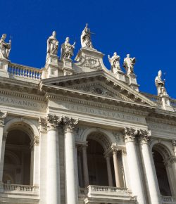 Visit the Churches of Rome in 3 Days. The Suggested Itinerary