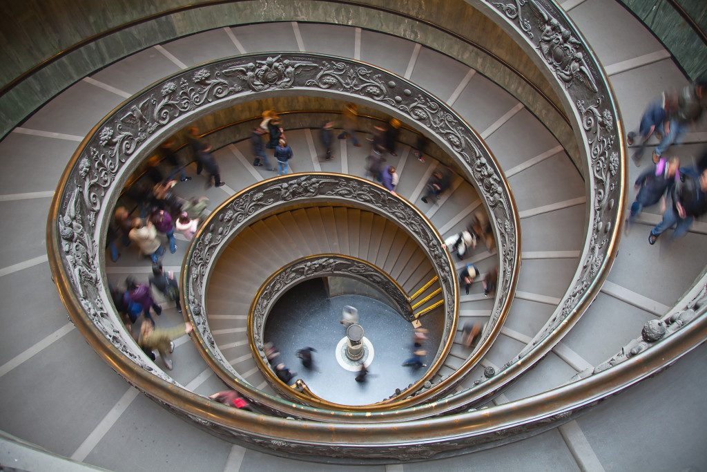 Visit Rome in 2 days with the rain: the Vatican Museums