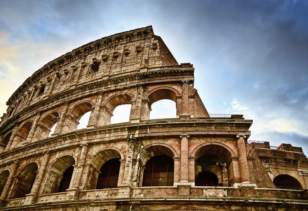 If you want to visit Rome in 4 days the Colosseum is an unmissable attraction