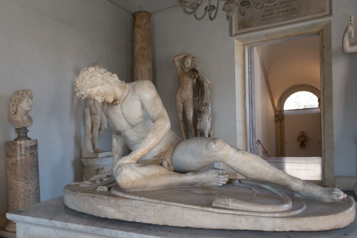 THE MUSEUMS OF ROME IN 2 DAYS