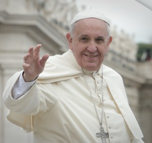 Pope francesco. Find out how to participate in the Hearing