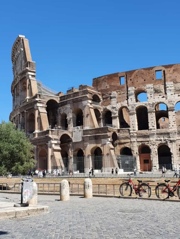Visit Rome in 3 days - Colosseum